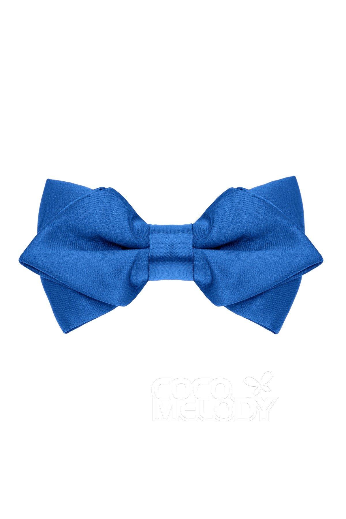 s elastic silk like satin bow ties cz170015