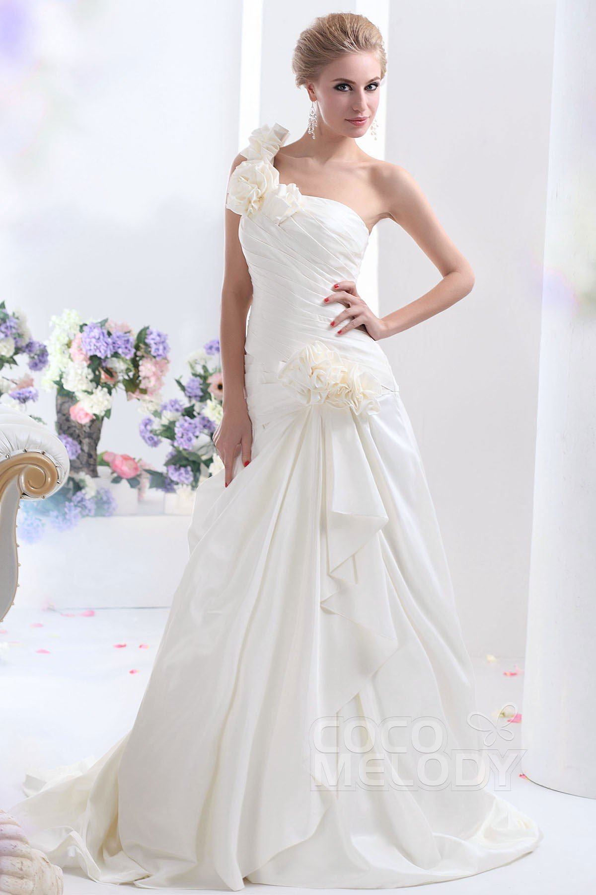 Ungewöhnlich Taffeta Bridesmaid Dress Galerie - Brautkleider Ideen ...