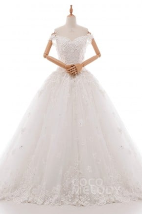 Wedding dress rental charlotte nc princess detachable tulle lace and organza wedding dress ld4971 junglespirit Choice Image