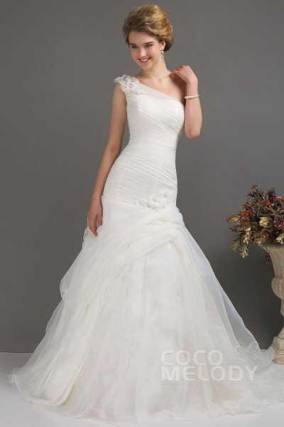 stylish trumpet amp mermaid wedding dresses cocomelodycom