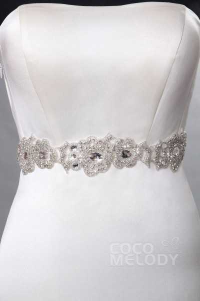 Cheap Wedding Bridal Sashes Belts