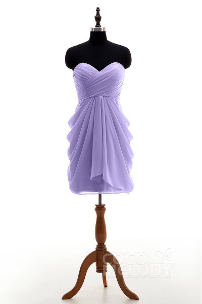 9e2144db29c3 ... Strap Natural Floor Length Chiffon Sleeveless Zipper Bridesmaid Dress  Pleating NB3315; Price: $119.00. View Larger ...