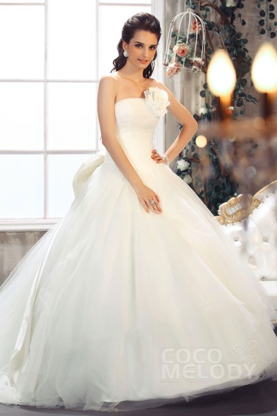 Princess Ball Gown Wedding Dresses CocoMelodycom
