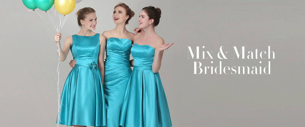 Cocomelody Bridesmaids dresses | Cocomelody