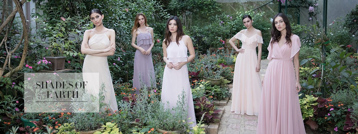 Cocomelody Bridesmaid Dresses New Arrivals Banner